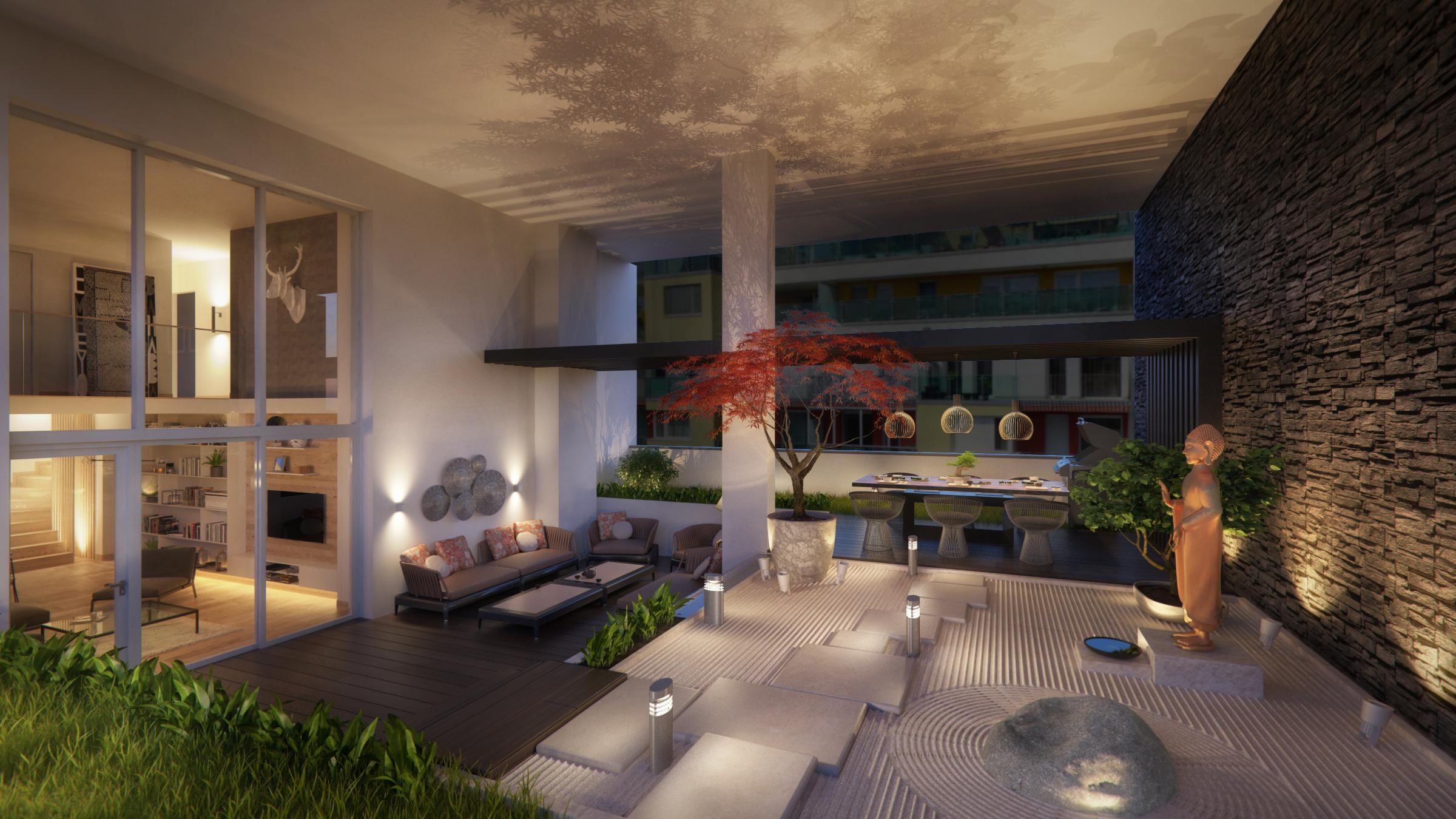 apartment 609